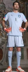 Italie Euro 2016 maillot de gardien de but BUFFON