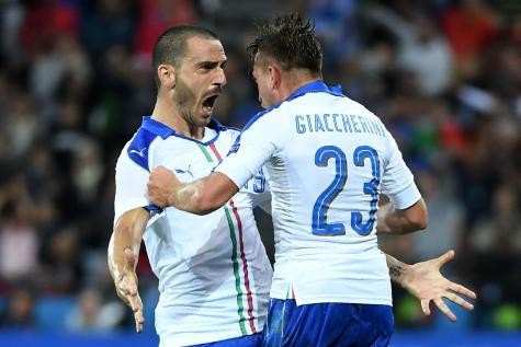 Italie Euro 2016 les maillots de football chez Puma
