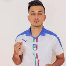 Italie maillot exterieur Euro 2016