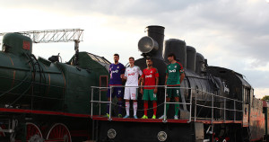 Lokomotiv Moscou 2016 maillots de foot 2015 2016