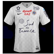 MHSC 2016 maillot exterieur Montpellier 2015 2016