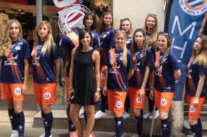 Montpellier 2016 MHSC maillot domicile 15-16