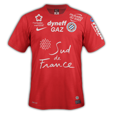 Montpellier 2016 maillot third