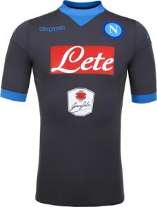 Naples 2016 maillot exterieur 15-16 officiel