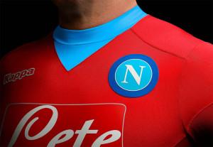 Naples 2016 troisieme maillot third foot 15-16