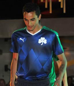 Panathinaikos 2016 maillot exterieur 15-16