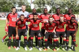 Rennes 2016 les maillots de foot 2015-2016 officiel
