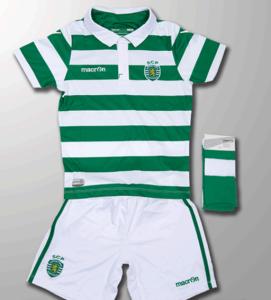 Sporting 2016 maillot domicile SCP 15-16