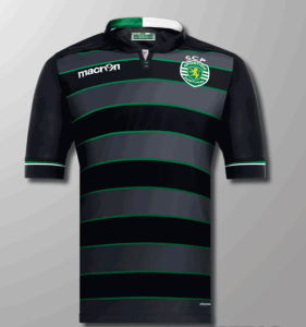 Sporting 2016 maillot exterieur SCP 15-16