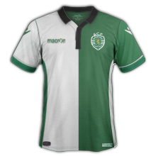 Sporting 2016 maillot third SCP 15-16