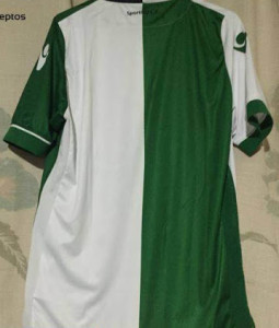 Sporting 2016 maillot third dos SCP 15-16