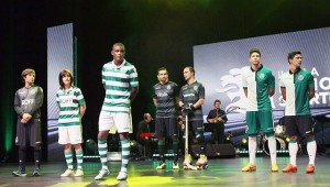 Sporting 2016 presentation maillots foot SCP 15-16
