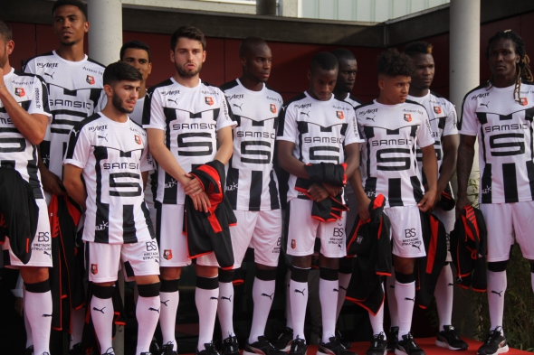 rennes 2016 maillots foot stade rennais 2015 2016 maillots foot actu. Black Bedroom Furniture Sets. Home Design Ideas
