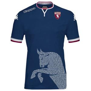 Torino 2016 maillot foot third 2015 2016