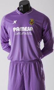 Villareal 2016 maillot de gardien 15-16