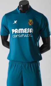 Villareal 2016 maillot exterieur 15-16