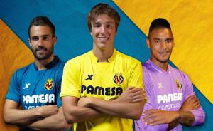 Villareal 2016 maillots de foot 15-16