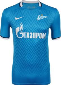 Zenit 2016 maillot domicile 15-16