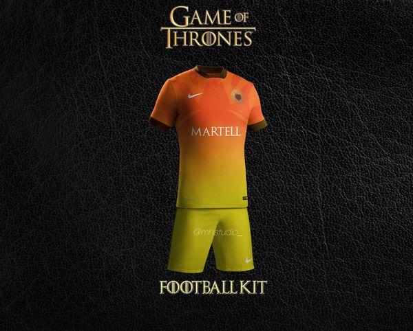 maillot foot Martell