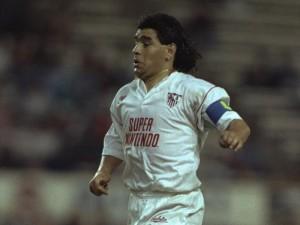 maillot foot Seville 1992 Super Nintendo