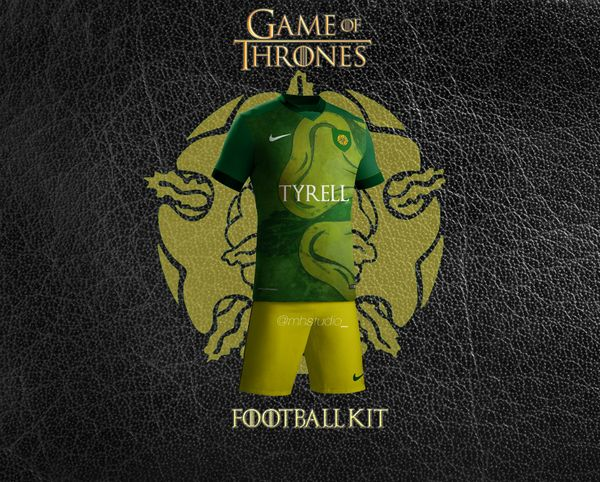 maillot foot Tyrell