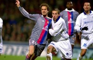 maillot football Lyon 2001 Atari