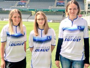 AJ Auxerre 2016 maillot domicile 15-16
