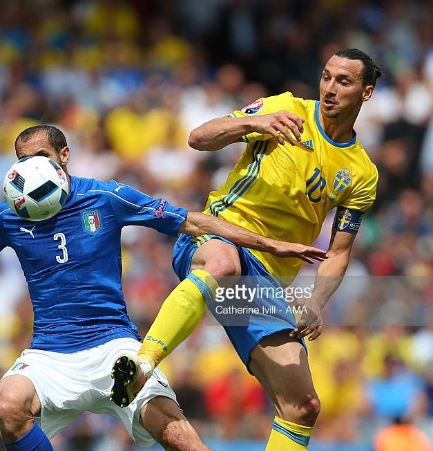 Découvrez les maillots de foot Suède Euro 2016