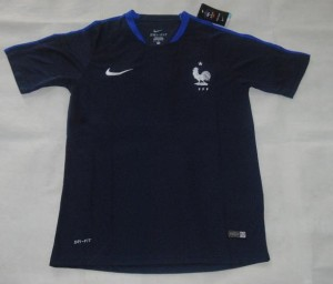 France 2016 maillot entrainement foot