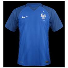 nouveau maillot France Euro 2016 domicile