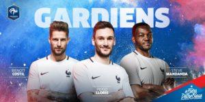 France Euro 2016 maillot gardien domicile Nike