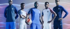 France euro 2016 les nouveaux maillots de foot