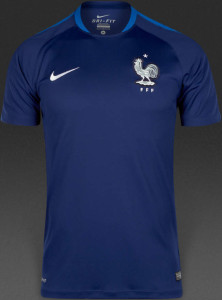 France pre-match maillot 2016
