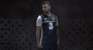 Irlande 2015 2016 maillot exterieur football
