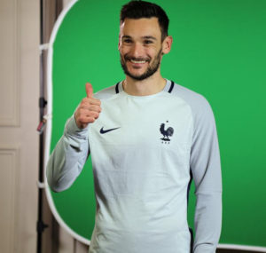 LLORIS maillot de gardien France Euro 2016 Nike