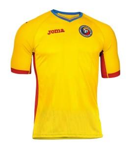 Roumanie Euro 2016 maillot domicile