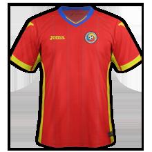 Roumanie Euro 2016 maillot foot exterieur