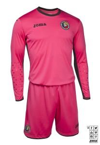 Roumanie Euro 2016 maillot gardien rose