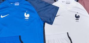 maillots France Euro 2016