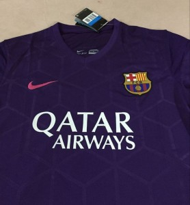 Sponsors foot maillot football maillots foot actu Maillot barcelone exterieur 2017