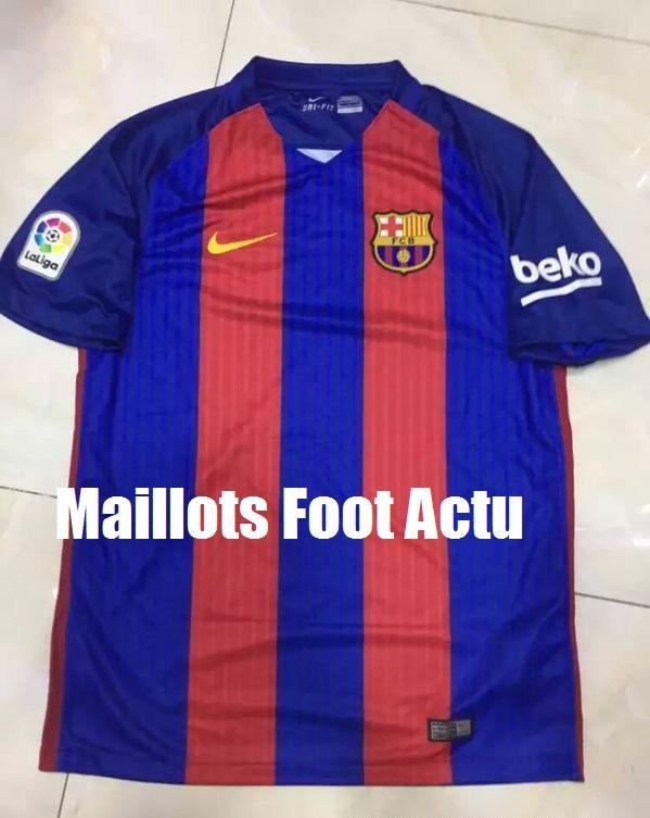 nike air max le sport - FC Barcelone 2017 les maillots de foot 2016-2017 - Maillots Foot Actu