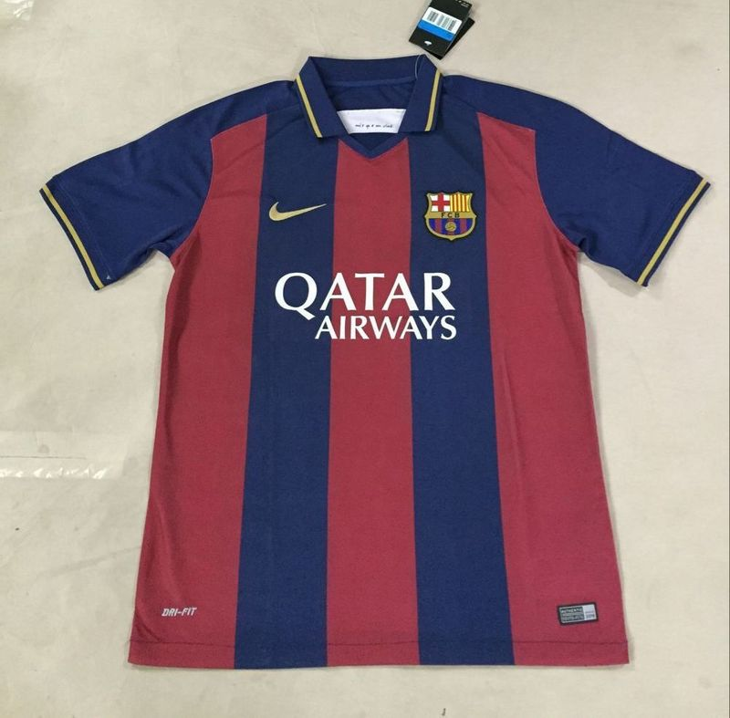 fc barcelone 2017 les maillots de foot 2016 2017. Black Bedroom Furniture Sets. Home Design Ideas