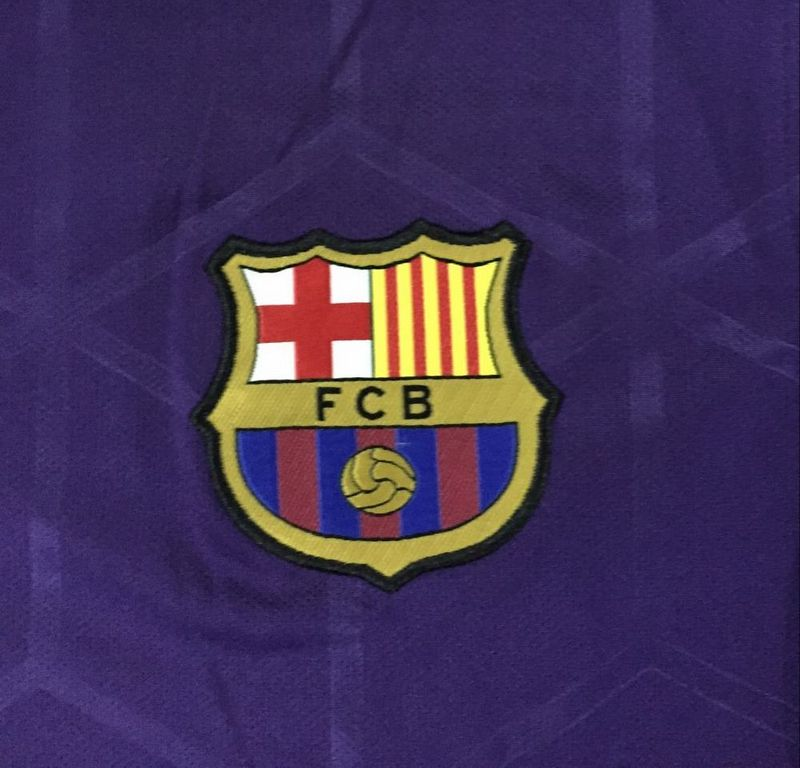 Fc barcelone maillot football maillots foot actu - Logo barcelone foot ...