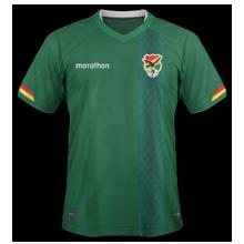 Bolivie Copa America 2016 Centenario maillot domicile football