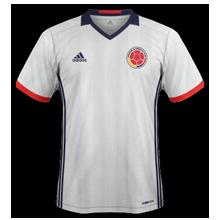 Colombie Copa America 2016 maillot foot domicile