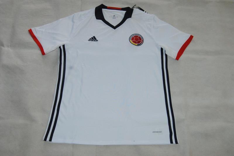 Les maillots Colombie 2016 à la Copa America 2016