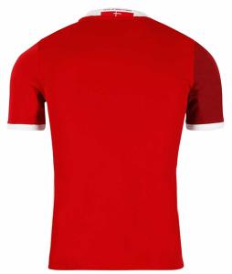 Danemark Euro 2016 dos du maillot domicile foot