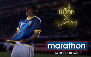 Equateur Copa America 2016 maillot exterieur