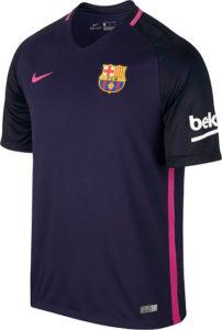 FC Barcelone 2017 maillot exterieur Nike officiel