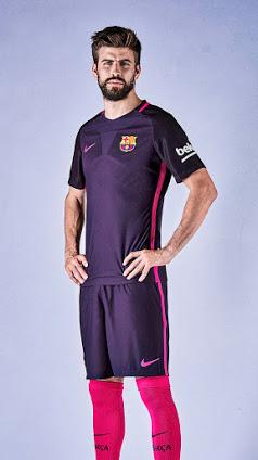 Maillot Extérieur FC Barcelona de foot